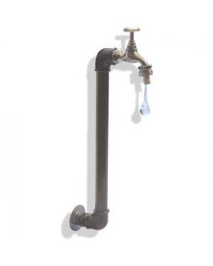 Pipe Su Damlası 1W Led Aplik