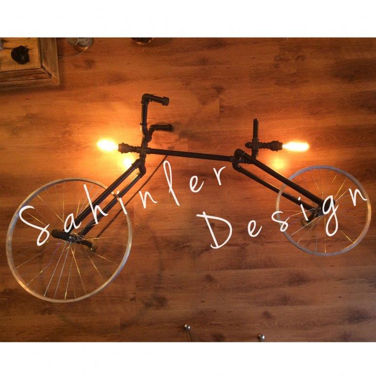 Su borusu Bisiklet Aplik