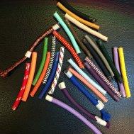 Renkli Kumaş Kablo